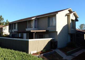 Foreclosure in San Diego 92139  PANAMINT ROW UNIT 3 - Property ID: 3912508