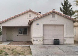 Foreclosure in Las Vegas 89106  ROSE CORAL AVE - Property ID: 3916812
