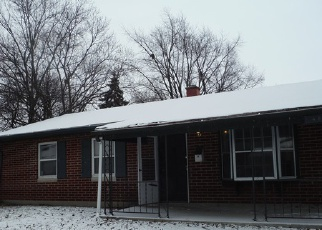 Foreclosure in Indianapolis 46235  BAKER DR - Property ID: 3980653
