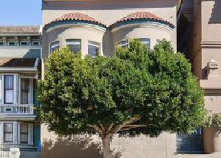 Foreclosure in San Francisco 94114  NOE ST - Property ID: 4053216