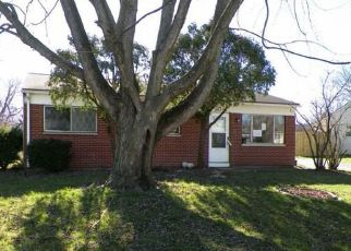 Foreclosure in Indianapolis 46219  CALBERT DR - Property ID: 4119077