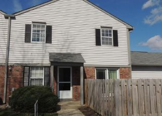Foreclosure in Indianapolis 46254  OAKBROOK LN - Property ID: 4120472