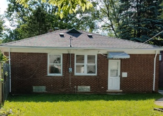 Foreclosure in Detroit 48219  WORMER ST - Property ID: 4153617