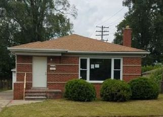 Foreclosure in Detroit 48219  PEMBROKE AVE - Property ID: 4200144