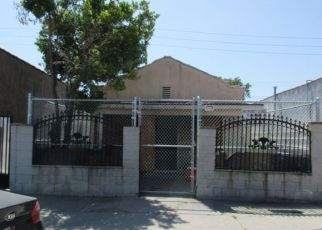 Foreclosure in Los Angeles 90003 S S SAN PEDRO ST - Property ID: 4282996