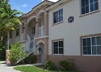 Pre Foreclosure in Homestead 33035  SE 12TH PL UNIT 205 - Property ID: 977652